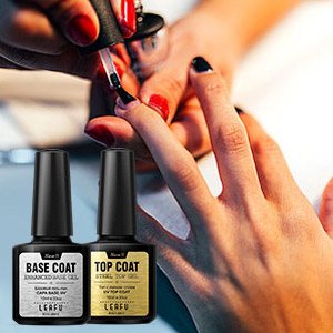 base and top coat set
