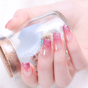 Clear Poly Extension Nail Gel