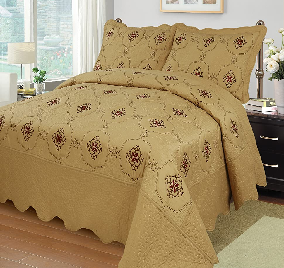 Cal King Bed Coverlets