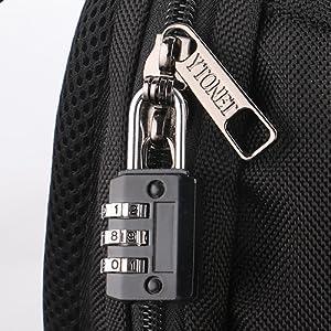 anti thef backpack / tsa lock /tsa backpack