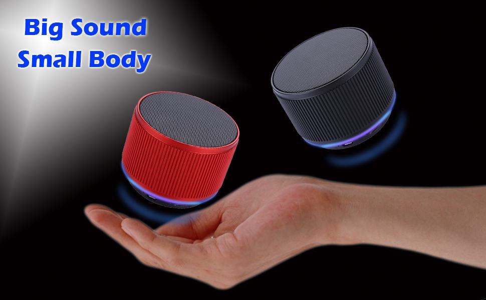 Alfway speakers