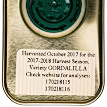 Extra Virgin Olive Oil Batch Numbers