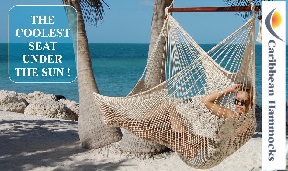 caribbean hammocks   large caribbean hammock chair amazon    large caribbean hammock chair   48 inch   polyester      rh   amazon