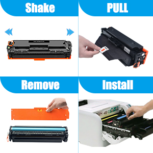 Amazon.com: Run Star Compatible Toner Cartridge