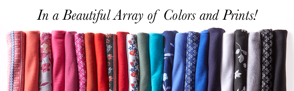 Colors and Prints