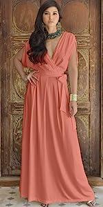 Womens Cap Short Sleeve Elegant Cocktail Evening Gown