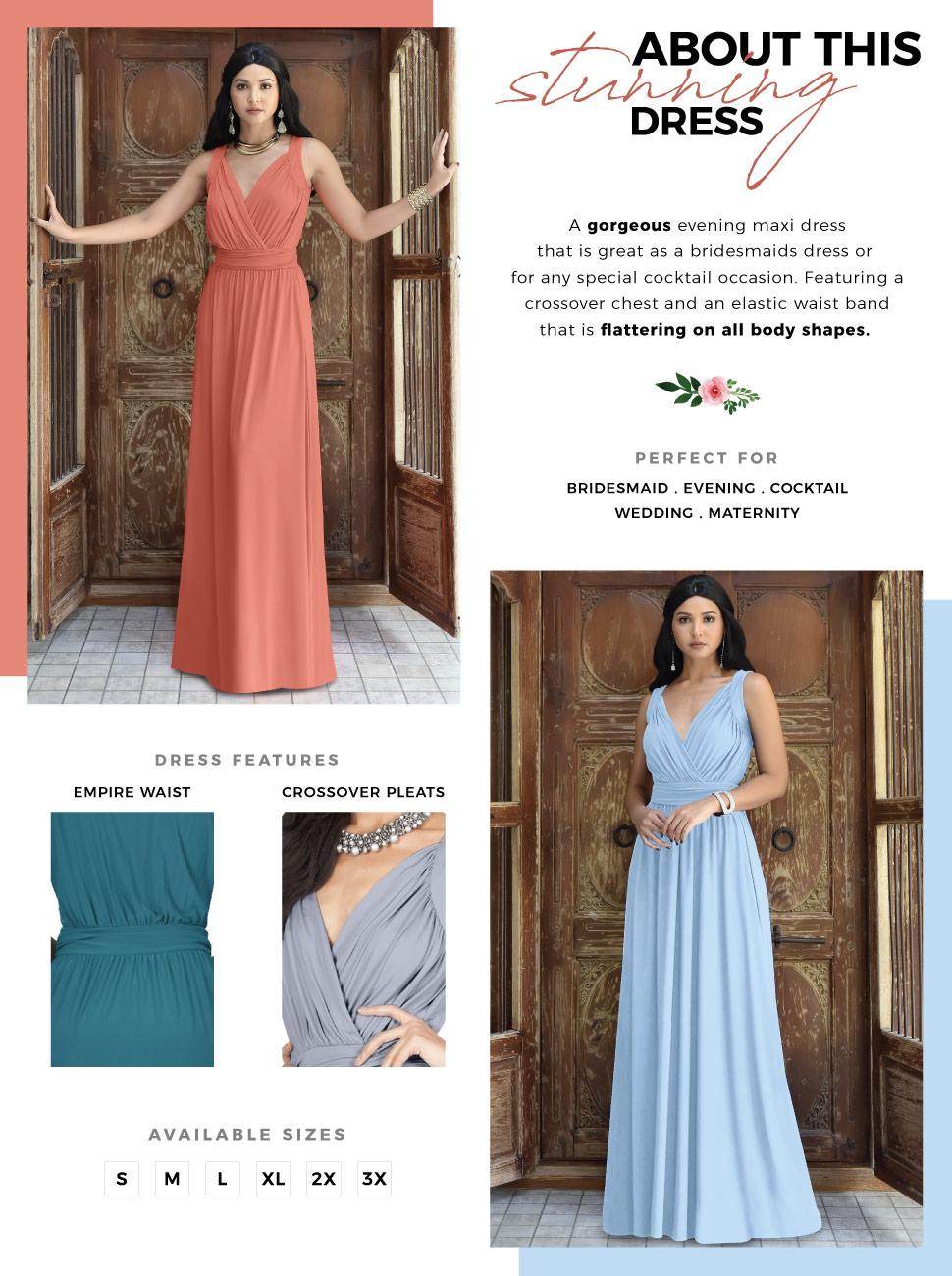 c67ae140b40 Bridesmaid Dresses Casual Summer Wedding - Gomes Weine AG