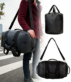 You Want A Backpack Duffle Bag Why Choose When Can Have BOTH