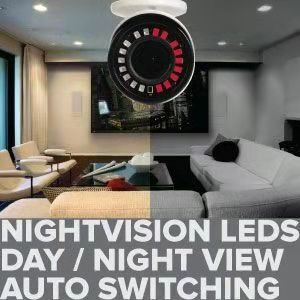 nightvision ip security camera