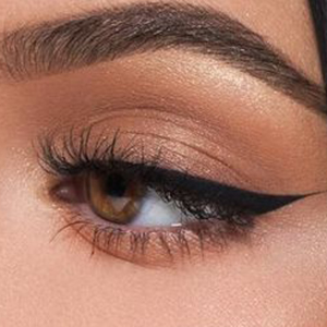 Straight Line Cat Eye