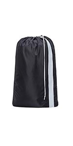 7603d52706d8 Amazon.com: HOMEST 2 Pack Nylon Laundry Bag, 28 x 40 Inches Travel ...