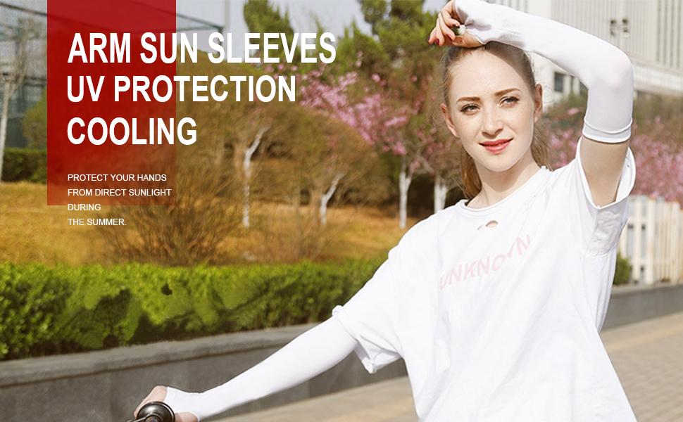 Arm Sun Sleeves