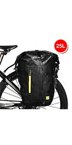 bike bag bike panniers