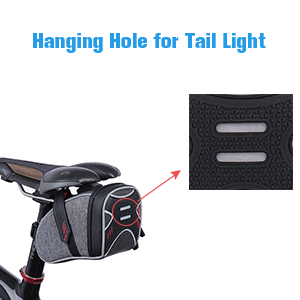 Hanging Hole for Tail Light