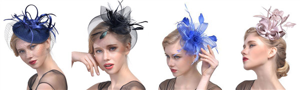 Fascinators Hat Tea Party Headwear