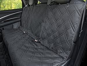 Amazon.com : Bench Seat Protector For Up To 3 Seatbelts With ...