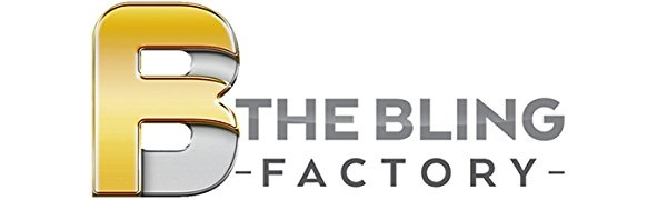 The Bling Factory Jewelry Chains