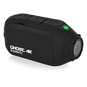 Drift Ghost 4K Action Camera Motorcycle Camera Helmet Camera Vlogging 1080P 4K Video stabilisation