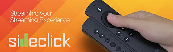 Sideclick for Fire TV
