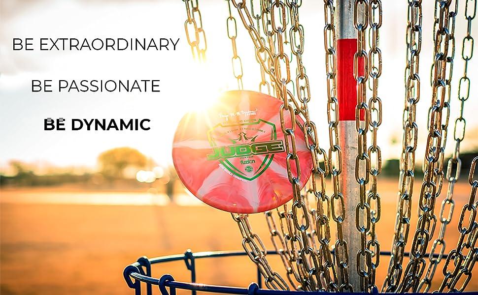 Be Dynamic
