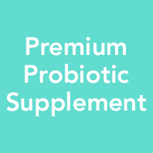 premium probiotic supplement