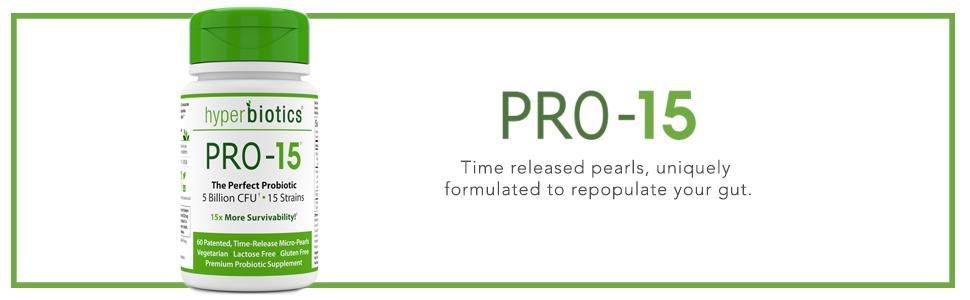 Hyperbiotics PRO-15