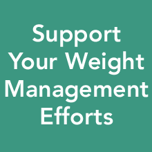 Support your weight