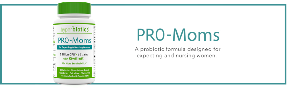 Hyperbiotics PRO-Moms
