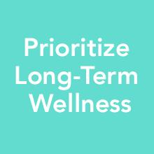 long-term wellness