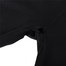 Gusset crotch to maximize free movement and fit you comfortable