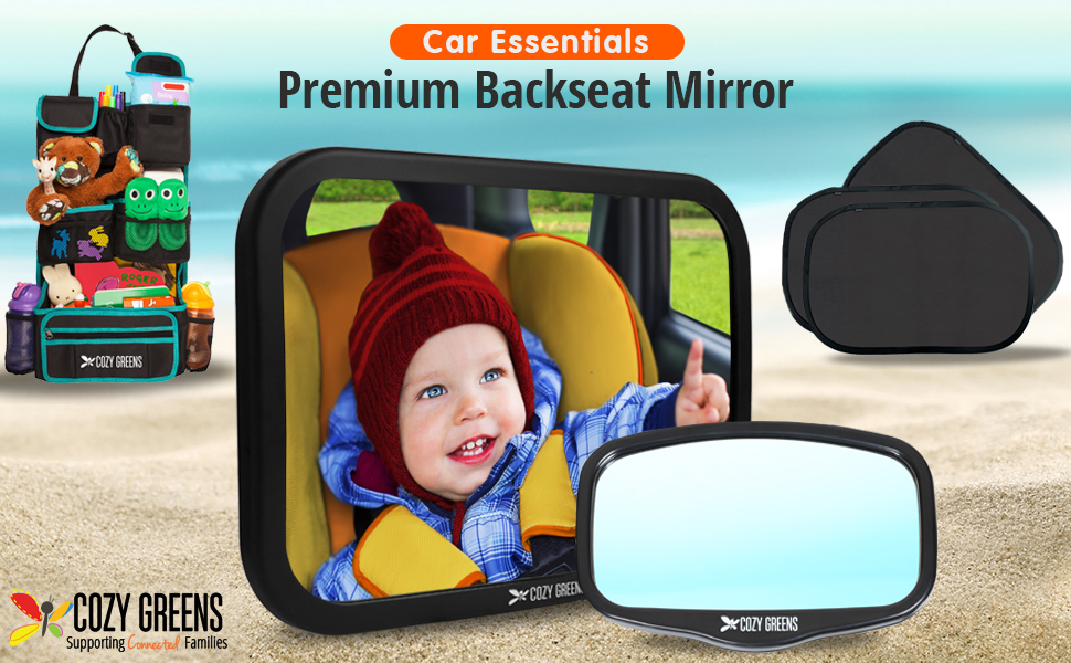 Baby Car Seat Mirrors Mirror Best Rear Facing View