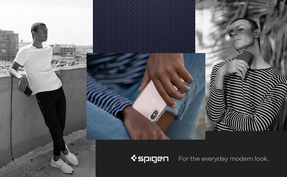 Spigen Ultra Hybrid S Designed for Apple iPhone Xs Case