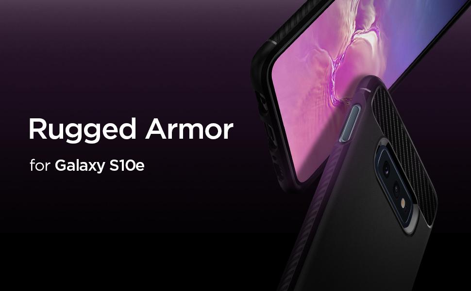 Spigen Rugged Armor S10e Case