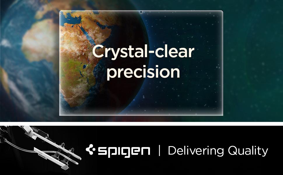 Spigen Screen Protector Designed for The Lenovo Yoga 730 (15.6 inch) [1 Pack]