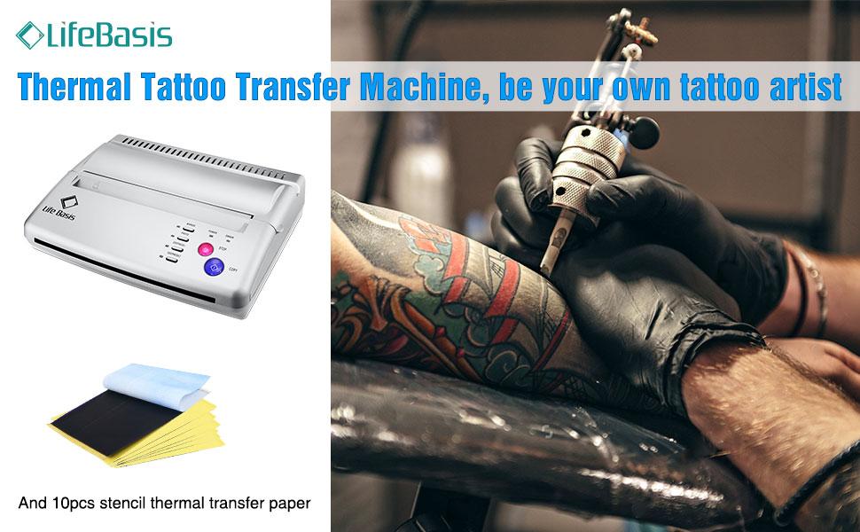 Amazon.com: Life Basis - Máquina de transferencia de ...