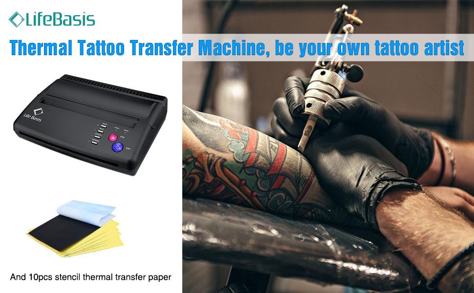 Amazon.com: Tatuajes permanentes para tatuajes temporales y ...