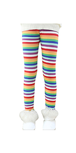 Girls Fleece Lined Leggings