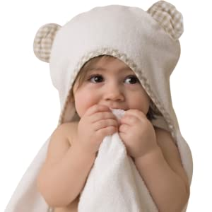 baby towels with hood for boys and girls