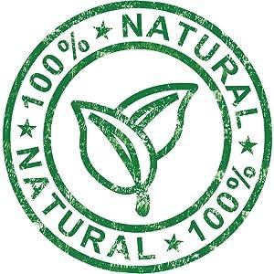 all natural organic