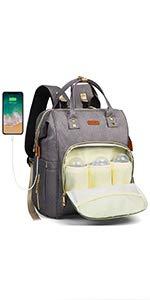 5bdeba000ecf HOMIEE 15.6 inch Anti-Theft Laptop Backpack with USB Charging   Headphone  Port · HOMIEE 15.6 inch Business Laptop Backpack Bag with USB Charging Port  ...