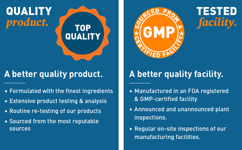dr tobias, joint support, quality, top quality, GMP, FDA
