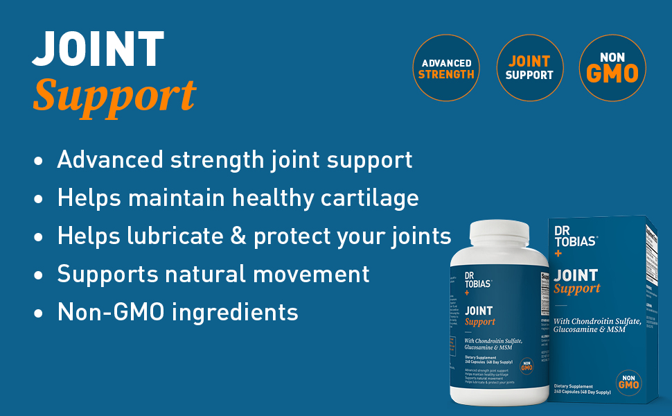 joint support, joints, aches, pains, knee pain, joint pain, dr tobias