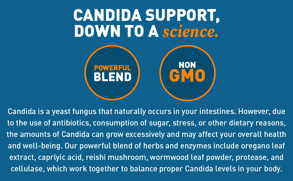 dr tobias, candida support, candida, candida supplement, dr tobais candida, supplement, non-gmo
