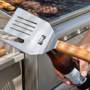 Cooking spatula Grill spatula Grilling spatula Kitchen tools Kitchen utensils Metal spatula Slotted