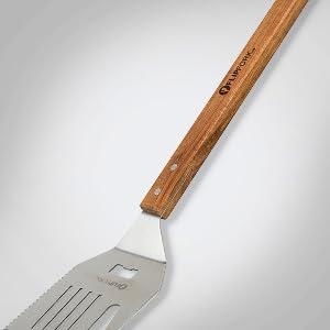 Cooking spatula Grill spatula Grilling spatula Kitchen tools Kitchen utensils Metal spatula Slotte