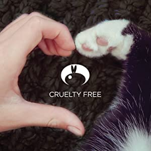 100 % cruelty free products