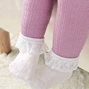 baby tights footless