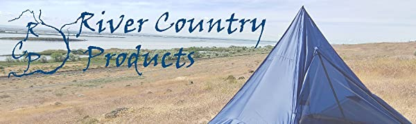 river country products, trekking pole tent, large trekking pole tent, backpacking tents