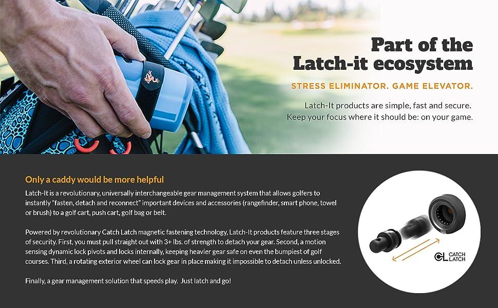 rangefinder attachment, golf rangefinder attachment, golf accessories, best golf tools