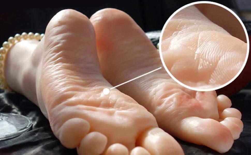 Female fetish foot shoes sock